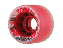 Radar Roller Skate Wheels Phantom Indoor/Outdoor x set of 8 Roller Skate Wheels, Roller Derby, Indoor Roller Skating, Smooth Concrete, Skate Shop, Skates, Tile, Sports, Red
