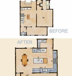 12x12 kitchen floor plans kitchen layouts pinterest for 12x12 kitchen layout