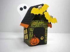 Stampin+Up+Milk+Carton+Haunted+House+1.JPG 267×200 pixels