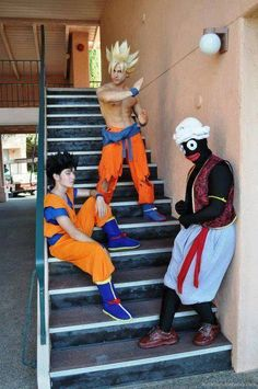 40 cosplays Dragon Ball Z vraiment ultra-réalistes Check more at http://breakforbuzz.com/40-cosplays-dragon-ball-z-vraiment-ultra-realistes/