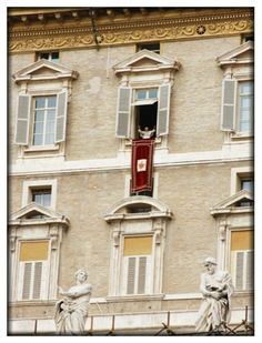 Who Stole the Kishka?: Today we saw the Pope. Rome, Italy