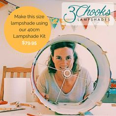 Learn how to make lampshades with this fun and easy kit. Available in a range of sizes - create table lamps, bedside lamps, hanging pendants. Lampshade Kits, Make A Lampshade, Lampshades, Chinese Proverbs, Hanging Pendants, How To Remove, How To Make, Step By Step Instructions, Other People