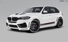 Lumma Design BMW X5 2014 1 / WallpaperCASA