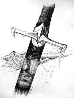 Jon Snow & Longclaw