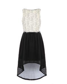 Merindette Lace Detail Asymmetric Dress x  http://www.missguided.co.uk/merindette-lace-detail-asymmetric-dress