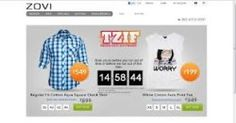 Zovi.com Latest coupons and special offers.Exclusive shopping deals for Zovi India