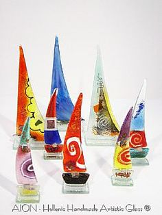 SAILING BOAT ORNAMENTS 01