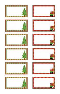 imprimer tiquettes no l pour cadeaux de no l les imprimables pinterest blog et tags. Black Bedroom Furniture Sets. Home Design Ideas