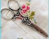 Antique Victorian Scissors