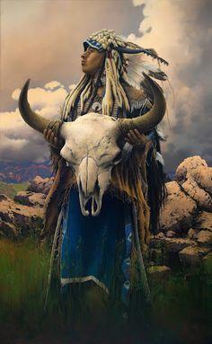 Native American Artwork, Native American Indians, Eskimo, Native Art, Western Art, Art Auction, Artist Painting, Westerns, Lion Sculpture
