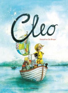 Cleo is sad. She always has to hurry. To the bus. She often feels lonely. But one day she'll go far away, to a place where she defeats sea monsters and where clouds taste like whipped. Free Kids Books, Online Books For Kids, Books Online, Tapas, Used Books, Books To Read, Summer Books, Touching Stories, Feeling Lonely