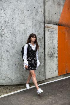10 Ways To Style A White Shirt | Bloglovin' — The Edit | Bloglovin'