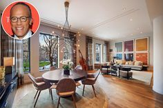 NBC Nightly News Anchor Lester Holt Has Sold His Manhattan Home for $6.4 Million