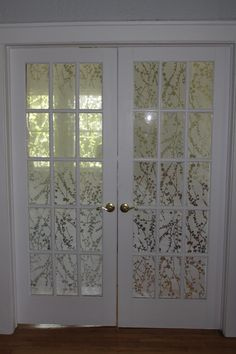 French Door Curtains Ebay For The Home Pinterest French