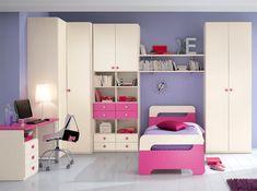 Spar Kids Bedroom Set ONE 408 - Made in Italy