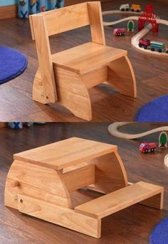 Kids Woodworking Projects, Woodworking Toys, Woodworking Furniture, Diy Wood Projects, Furniture Projects, Diy Furniture, Woodworking Equipment, Furniture Plans, Woodworking Classes