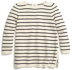 Madewell stripe sweater