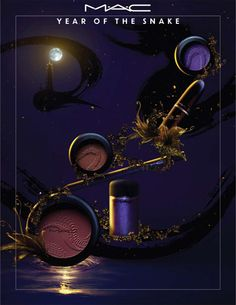 MAC Year of The Snake Collection Spring 2013.