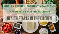 The Fresh 20 — Budget Friendly Meal Plans for Busy Families.  Lishanna has been using this site for about 5 months.  Gluten free recipes for the week- one trip to the grocery store.  Not a recipe I haven't loved so far!