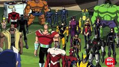 masters of evil avengers earth's mightiest heroes - Google Search