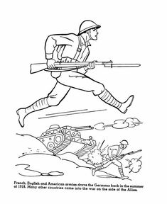 Veterans Day coloring pages are to feel proud for your nation. Veterans Day coloring pages are to teach children about the great sacrifices made that give us the liberties . Coloring Pages To Print, Free Coloring Sheets, Colouring Pages, Coloring Pages For Kids, Coloring Books, Kids Coloring, Adult Coloring, History Books For Kids, Family History Book