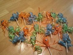 """Photo 3 of 73: Ocean/Under the Sea / Birthday """"OCEAN ONE-DERS BIRTHDAY PARTY"""" 
