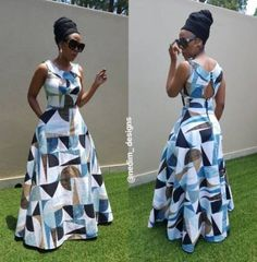 Trendy Fashion African Style Colour Ideas #fashion