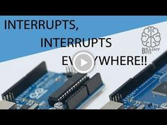Interrupts, Interrupts everywhere! Make any Pin an Interrupt Pin on your Arduino…