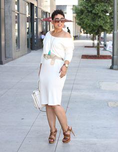 NEW MIMI G TUTORIAL: DROP SHOULDER DRESS - Mimi G Style