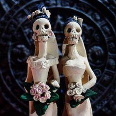#catrinas hermanas | Dia de los Muertos