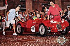 """#ClassicHistoric - La sera del 28 agosto 2015 Macerata ha assistito ad una delle più belle sfilate di auto d'epoca: """"Sibillini e Dintorni"""" organizzato dalla Scuderia Marche-Club Motori Storici . www.classichistoric.com   #Sibilliniedintorni2015   #RaceCar   #ClassicCar   #Legends   #SuperCar   #PrestigeCar   #LuxuryCar   #Race   #Auto   #Motori   #AutodEpoca"""