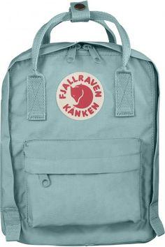 Kånken Kids - love these cute bags