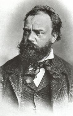 Dvorak, I feel as if in every picture, he looks deeply concerned about something.