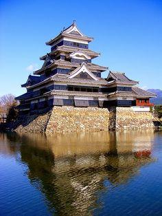 Most Beautiful Ancient Castles - Matsumoto Castle, Japan @ twr360.org