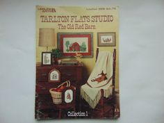 Tarlton Flats Studio The Old Barn Counted by TrinasCraftPatterns