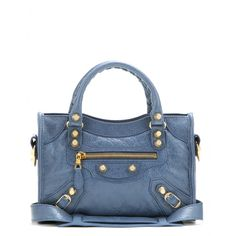 Balenciaga - Giant 12 Mini City leather tote - mytheresa.com