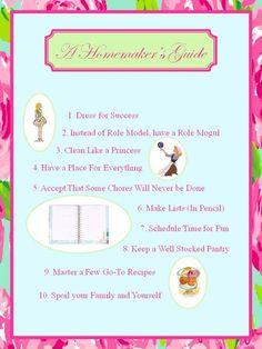 Homemaker's Guide