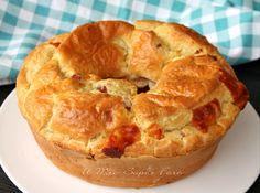 Quiche, Focaccia Pizza, Muffins, Plum Cake, Antipasto, Prosciutto, Bagel, Biscotti, Apple Pie
