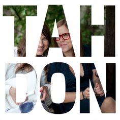 Tee omasta kuvastasi Tahdon-kuva täällä: http://jean9.net/tahdon/#/editor Kuvassa Me We:n Anu ja Katariina, hello! #MeTahdomme