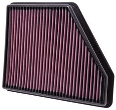 Chevy Camaro models 3.6L, 6.2L can experience the superior airflow with K&N air filter