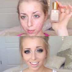She has amazing makeup tutorials iheartmakeup92 on youtube                                  http://www.youtube.com/iheartmakeup92