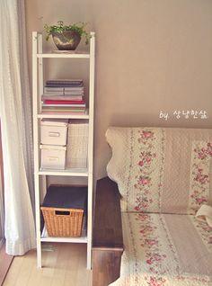 Needing one of these for Dennis' and my place next year. Ikea Shelving Unit, Ikea Shelves, Shelving Ideas, Teen Room Decor, Home Office Decor, Home Decor, Lerberg Ikea, Ikea Bedroom, Bedroom Inspo