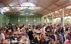 Flea market at Remisen copenhagen