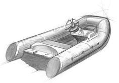 Анонс новой лодки РИБ ТехСудПром