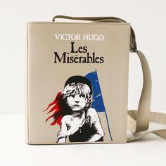 Les Miserables Book Purse