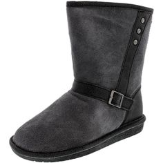 Bearpaw Womens Katniss 8 M *** Check this awesome product by going to the link at the image. (This is an affiliate link) Emu Boots, Bearpaw Boots, Snow Boots Outfit, Ankle Booties, Bootie Boots, Snow Boots Women, Boot Cuffs, Cool Boots, Look Chic