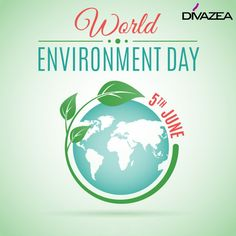The #earth is neither yours, nor mine. It's ours! So, protect the mother who nourish you! #WorldEnvironmentDay