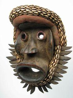 Liberia,  Dan Kran Mask ●彡