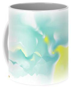 Deus Coffee Mug featuring the digital art Aven by Ron Labryzz
