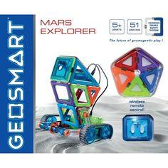 Geosmart 51-pc. Mars Explorer Set, Multicolor